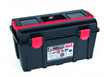 Cajas de herramientas plástico con Asa de seguridad
