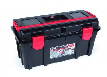 Cajas de herramientas plástico con doble capacidad