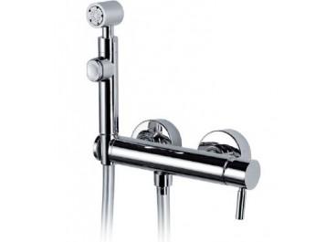 Monomando Ducha con equipo de ducha VERAL