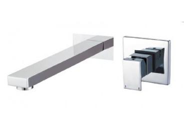 Monomando lavabo  modelo VERAL
