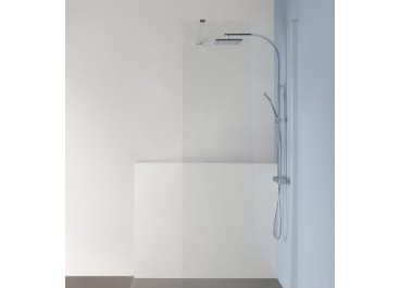 Mampara de ducha angular CAPRI