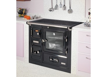 Cocina doméstica TBN 7-8-9 ABIERTA Puerta de cristal