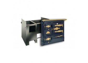 Cocinas calefactoras L-07 CA2 ABIERTA