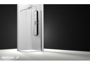 Mampara ducha cristal FADO 1 fijo