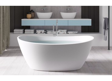 Bañera Papua 180 x 85 cm Solid Surface
