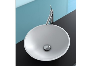 Lavabo Forcall 40 cm Ø Solid Surface