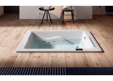Bañera Sagunto 180 x 80 cm Acrílico