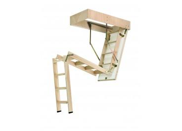 Escalera escamoteable de 3 tramos CADET 3 ISO