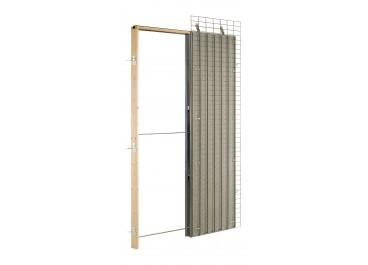 Estructura puertas correderas simples PLUS