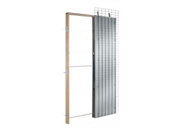 Estructura puertas correderas simples BASIC