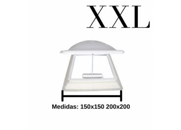 Claraboya Cuadrada Apertura Eléctrica Monovalva XXL