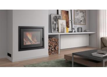 Hogar calefactor DERO