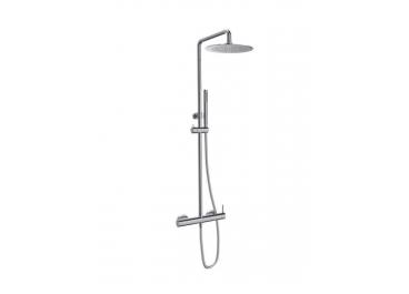 Columna de ducha monomando serie LOOP