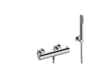 Termostático exterior para ducha serie LOOP