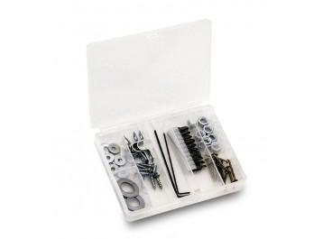 Estuches con separadores fijos transparentes