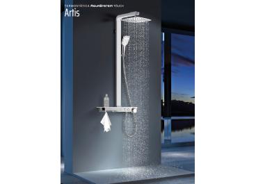 Conjunto de ducha termostática ARTIS touch