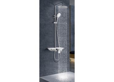 Conjunto de ducha monomando INDRA touch