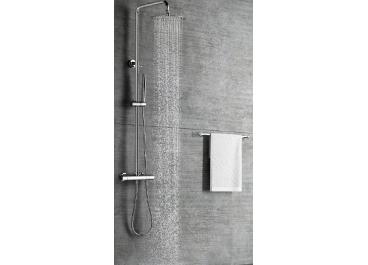 Conjunto de ducha termostático IRIS AquaThermo