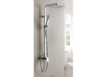 Conjunto de ducha monomando Arizona AquaSingle