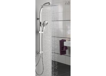 Conjunto de ducha sin grifería CÓRCEGA AquaBasic