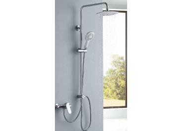Conjunto de ducha sin grifería SICILIA AquaBasic