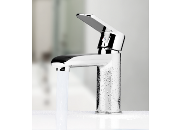 Grifo monomando de lavabo MISURI Cromo
