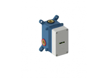 Sanybox para monomando de ducha mural 2 vía serie LOOP